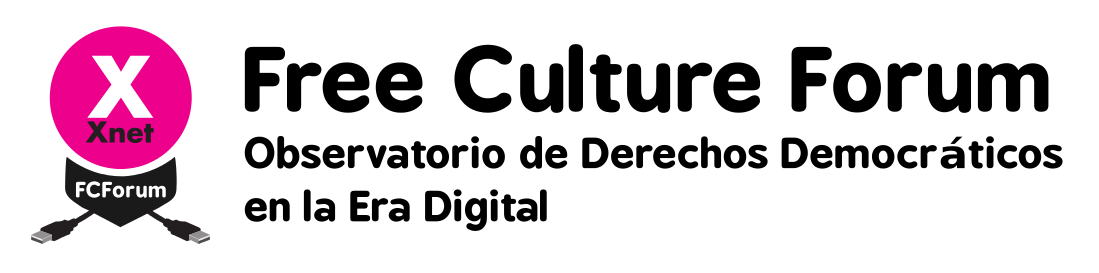 Free Culture Forum: Observatorio de Derechos Democráticos en la Era Digital
